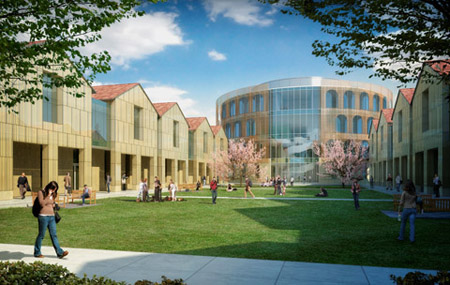 New ESPN Contract to Help With Construction of the Business Education Complex